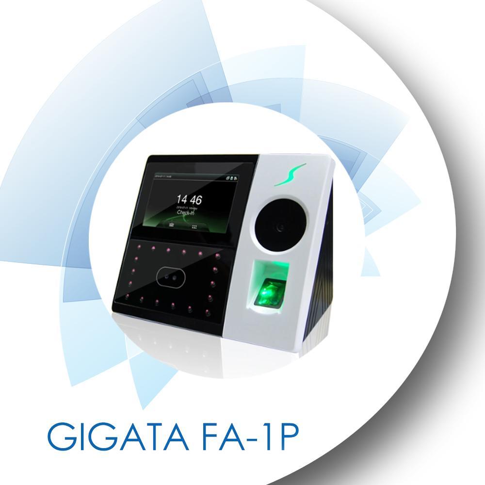 Máy chấm công khuôn mặt-Lòng bàn tay Granding FA1-P( 2020)+ Pin lưu điện