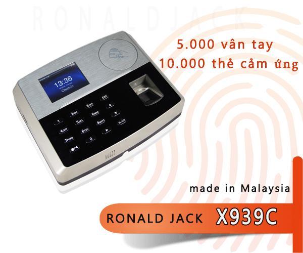 RONALD JACK X939C